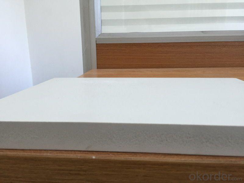 PVC Foam Board  PVC ABS Component Customerized  PVC Foam Sheet Size 1560*3050mm Tickness 5-20mm