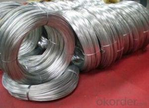 Galvanized Steel Wire Galvanized Wire High Quality