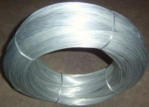 Galvanized and Black Iron Binding Wire High Quality