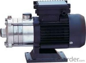 Horizontal Multistage Centrifugal Pump Made In China