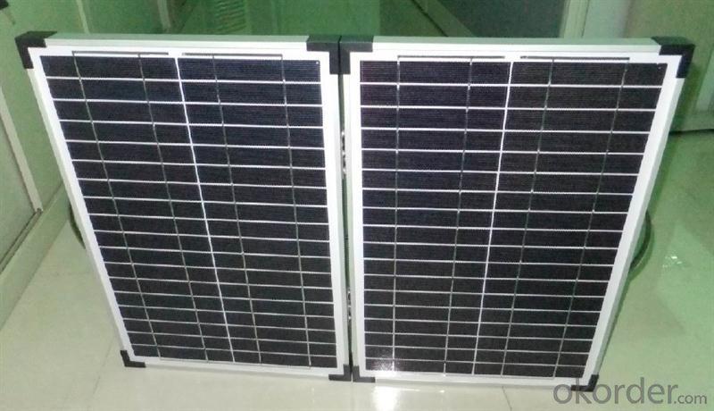 Monocrystalline Solar Panel 300W for PV Power Station