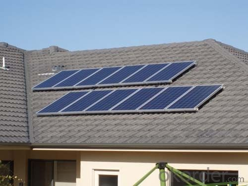 High Efficiency 3W to 340W Solar Panel with Low Price