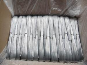 U Type Tie Wire/ Utype Iron Wire/ Galvanized U Wire High Quality