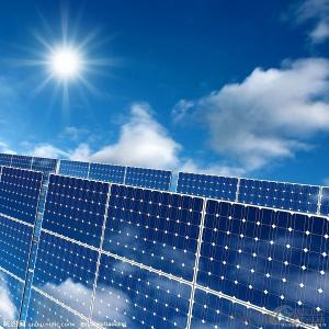 Solar Panels in Solar Energy System and Solar System for House