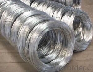 Hot Dipped Galvanized Steel Wire High Quality