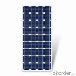 185W Mono Solar Panel for Home Power System