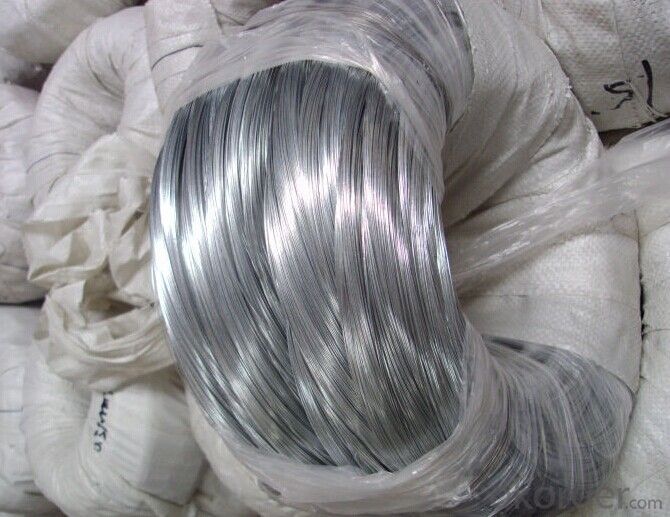 Electro Galvanized Iron Wire for Construction And High Quality