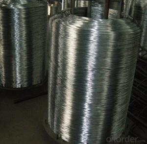 Low Carbon Electro Hot-Dipped Galvanized Metal Wire