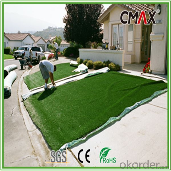 LEMO-20 Home Furnishing Decorative Plastic Lawn for Window Display