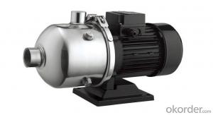 Stainless Steel Horizontal Centrifugal Pump with Lowest Price