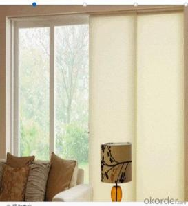 Graceful Vertical Blind Fabric roller blinds