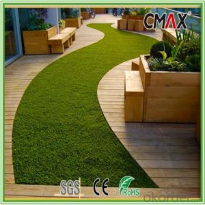 Fire proof and Anti aging Artificial Lawn