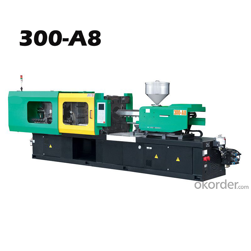 Injection Molding Machine LOG-300A8 QS Certification