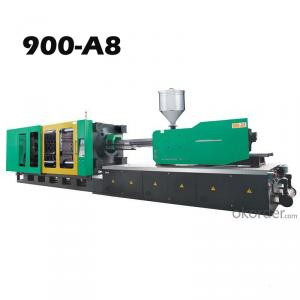 Injection Molding Machine LOG-900A8 QS Certification