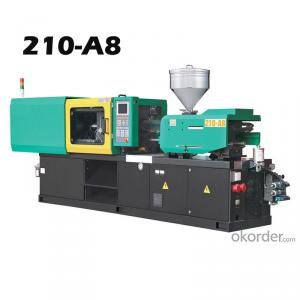 Iinjection Molding Machine LOG-210A8 QS Certification