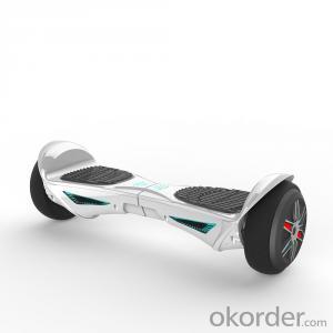 2016 JUFIT 2016 new arrival e smart scooter JFFOX4