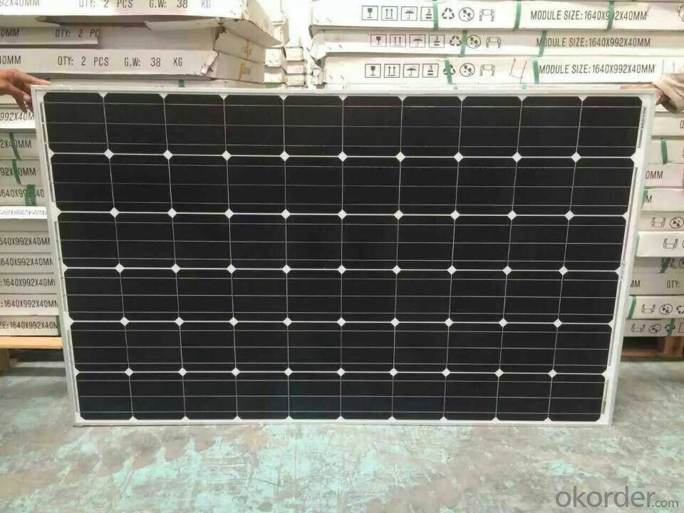 Solar Panel Solar Module PV Solar With UL TUV Certificates 300w