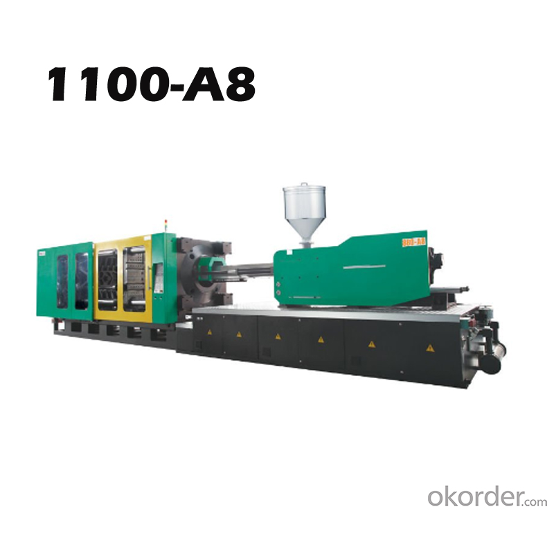 LOG1100-A8 Injection Molding Machine QS Certification