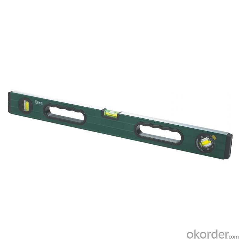 Aluminum Alloy Spirit Level with Magnetic High Quality Hand Tools