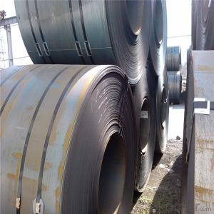 Hot rolled steel coil SS400 A36 different size
