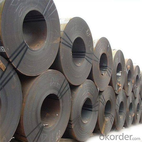 A36 SS400 hot rolled steel coil hr coil for construction