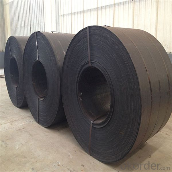 Hot rolled steel coil SS400 from China hot sale