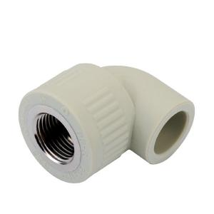 PPR Female Threaded Elbow Plastic Pipe Fitting