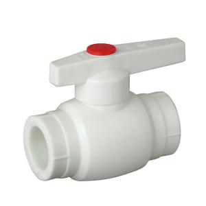 B4 Type PPR Ball Valve with Brass Ball with Brass Ball