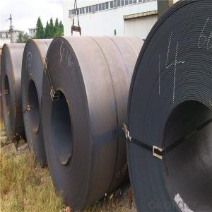 Q195 Q275 etc Prime hot rolled steel coils hr coil competitive price and high quality in China