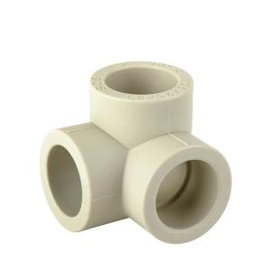 PPR Three-way Elbow Plastic Pipe Fittings