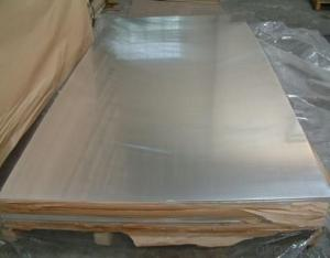 0.6MM Sublimation Coated Aluminium Sheet (MK910)