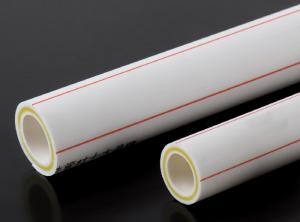 FR-PPR Fibreglass High-Powered Composite Pipe