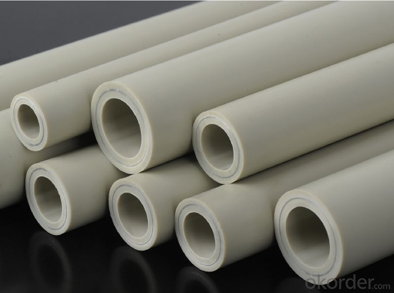 PPR-AL-PPR Equal-thickness Wall Composite Pipe