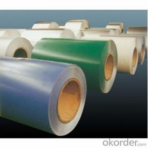 PE PVDF Powder Coated Aluminum Sheet, Color Coated Aluminum Sheet