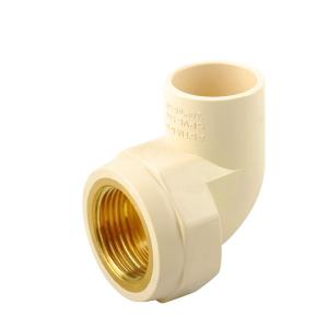ASTM D2846 CPVC BRASS THREADED FEMALE ELBOW