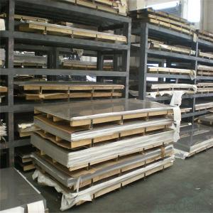 201 Stainless Steel Sheet 2mm  hot rolled