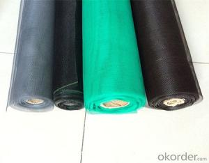 High quality fiberglass window screen/insect screen