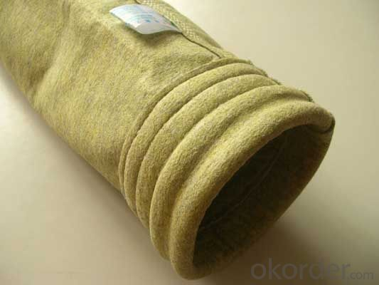 Polyester Waterproof And Scrim Antistatic filter bags