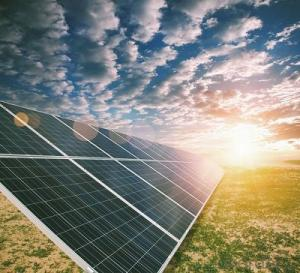CE and TUV Approved 90W Poly Solar Panel