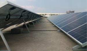 CE and TUV Approved 150W Poly Solar Panel