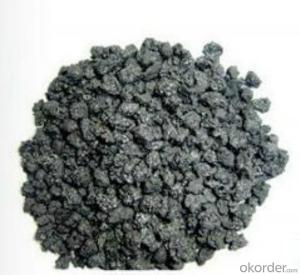 Gas Calcined anthracite coal used for carbon increasing