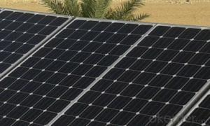 CE and TUV Approved 190W Poly Solar Panel
