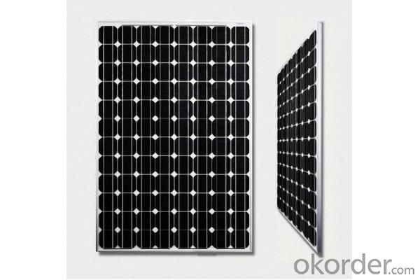 CE and TUV Approved 250W Poly Solar Panel