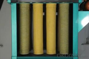 Glassfiber Non Woven dust filter bags for filtration
