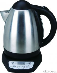 1.0L 360 degree s/s switch kettle  11710-14