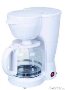12-cup America style drip coffee maker -09112