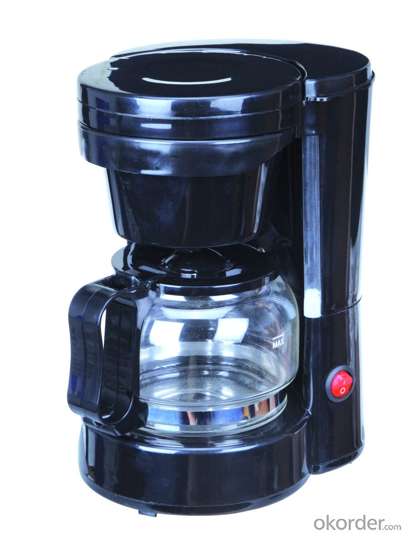 5-cup America style drip coffee maker -09109
