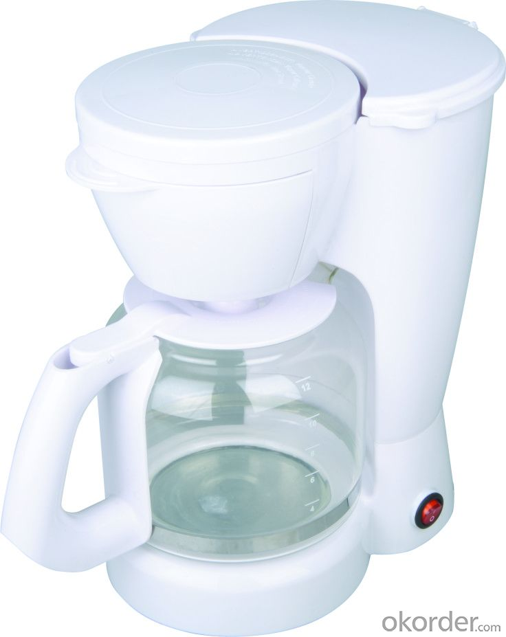 12-cup America style drip coffee maker -08103
