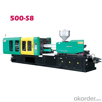 Injection molding machine LOG-500S8/A8 QS Certification