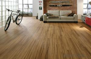Wood Grain Outdoor Plastic Flooring PVC Flooring/100 % PVC Decking